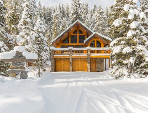 Tips for Winterizing Your Mountain Home